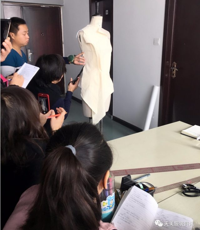 郑州服装手工打版培训