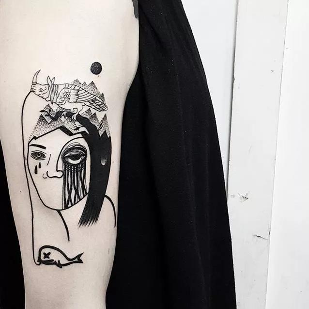 郑州纹身店