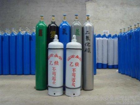白銀工業氣體