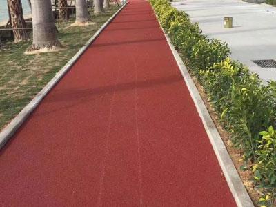 防滑路面工程