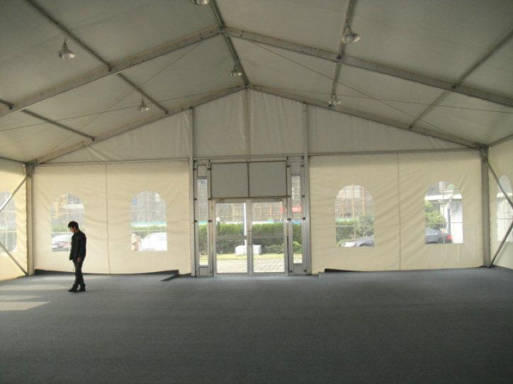 户外大型铝合金篷房