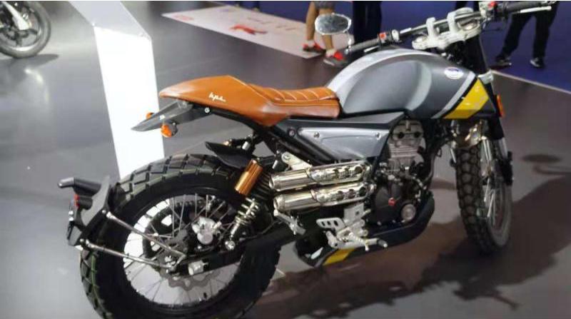 阿普利亚APR150-6V