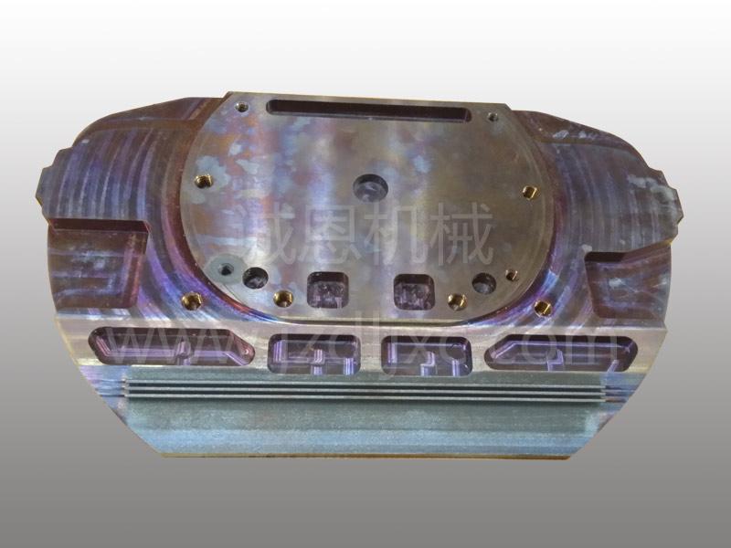 加工钛合金产品