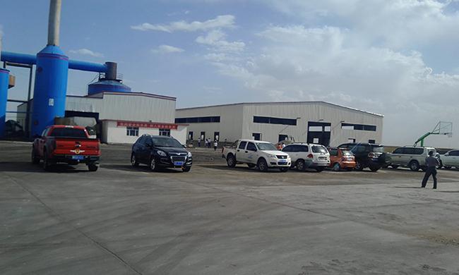 甘肅工業氣體