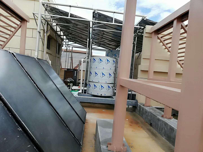 南宁太阳能热水系统工程