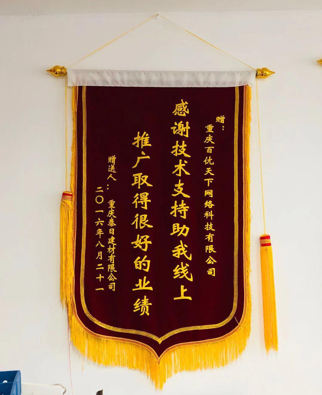 锦旗(3)