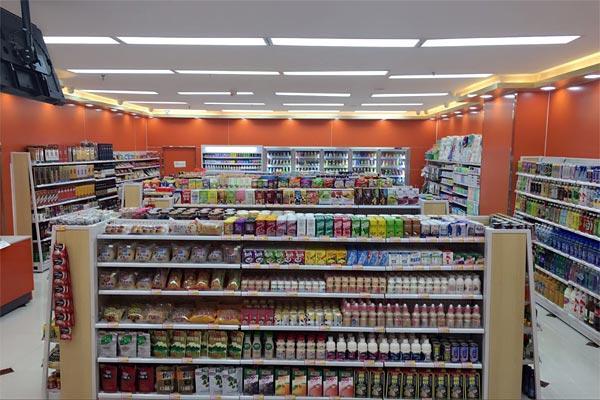 青海超市货架