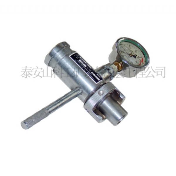 頂針式單體支柱測壓儀