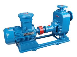 CYZ系列自吸式油泵