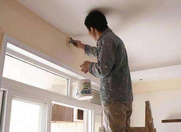 乳胶漆墙面翻新