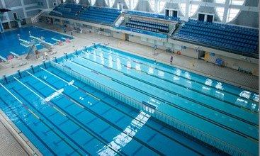 清华大学际明游泳馆