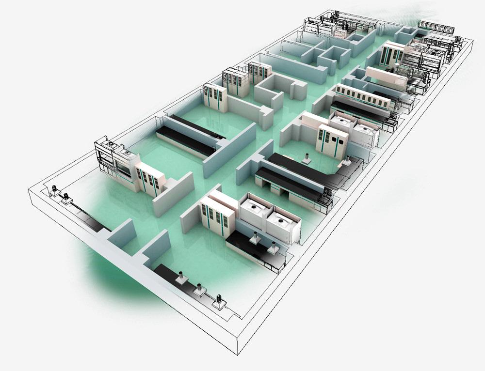 青岛实验室规划方案