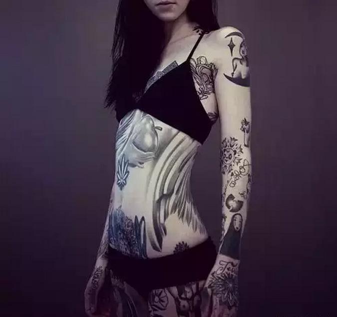 郑州专业洗纹身