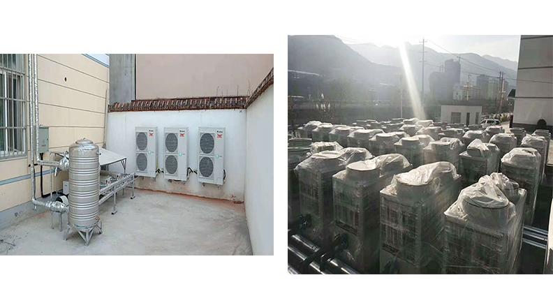 甘肃空气源热泵工程