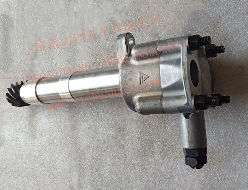 叉车机油泵