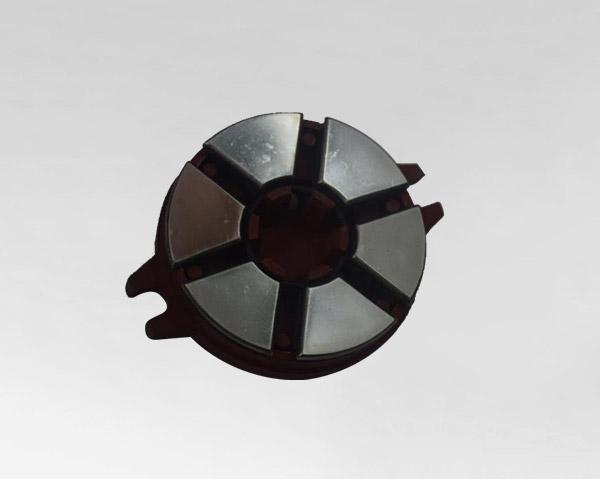止推軸承組裝(YQS200鋼扇形塊)