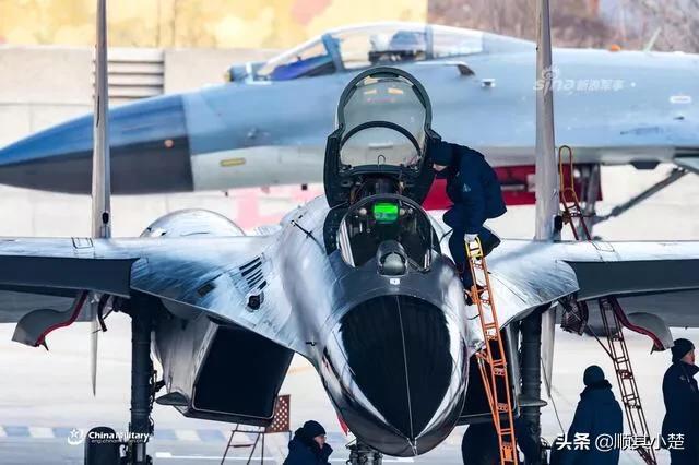 歼11B战斗机模型