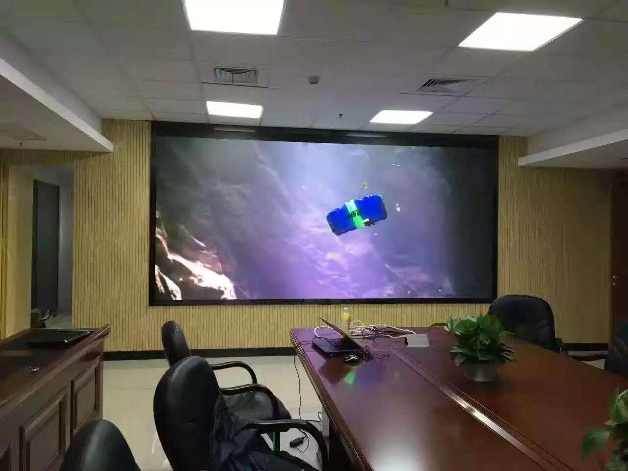 会议室led屏安装