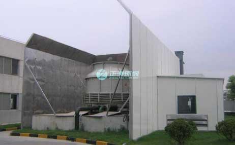 柳州冷却塔噪声治理方法