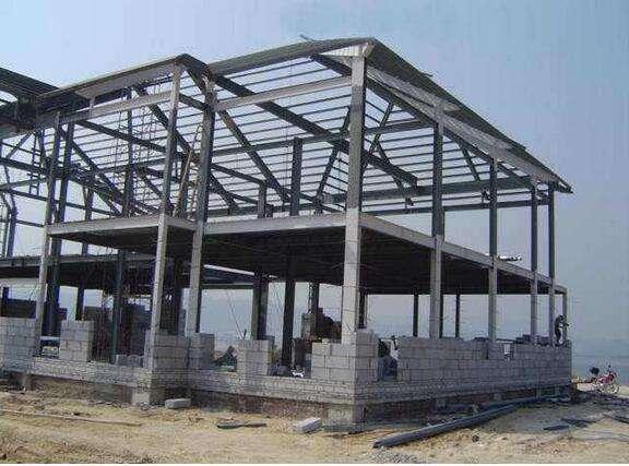 阁楼钢结构