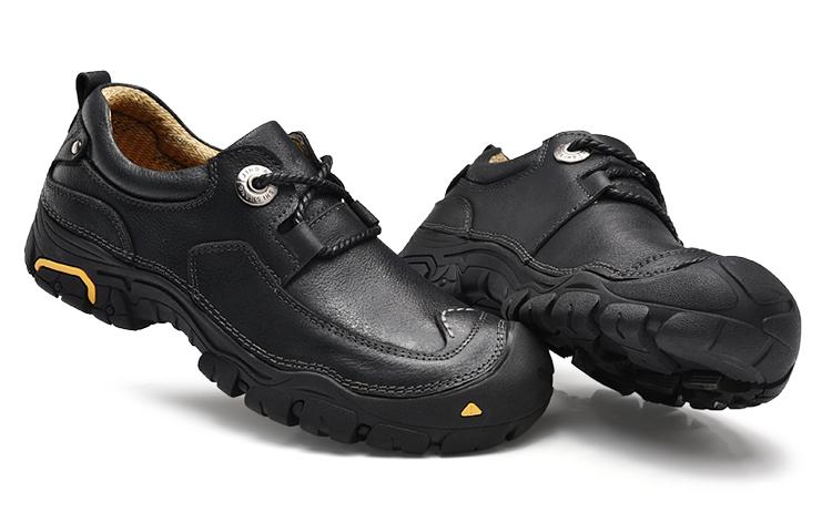 头层牛皮男鞋