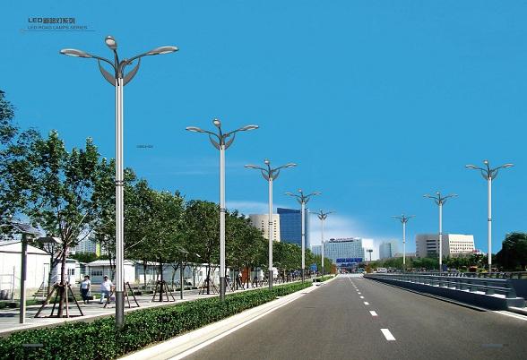 广西LED路灯安装