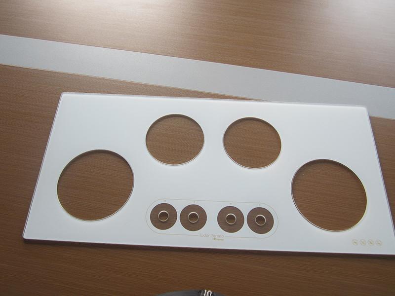炉灶钢化玻璃(1孔-5孔)