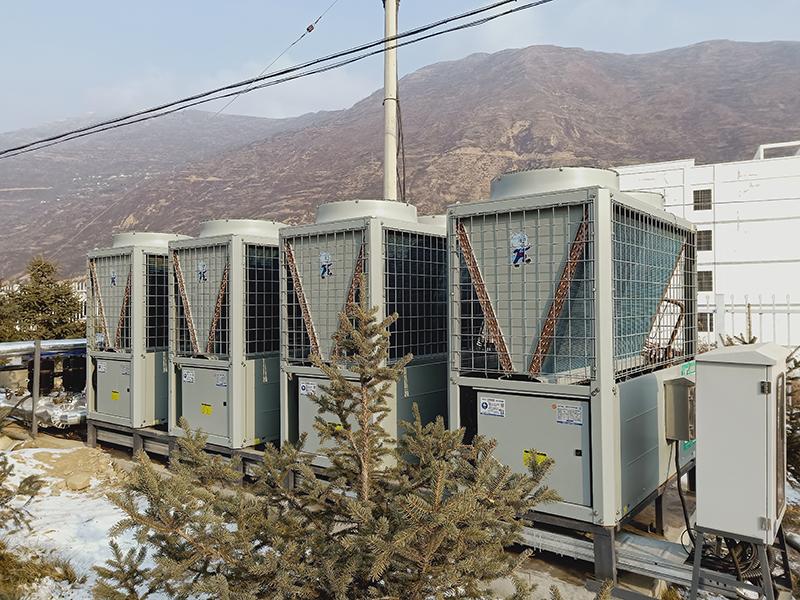 空气能温暖工程