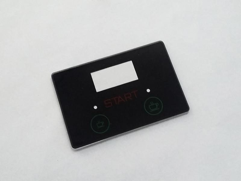 高清控制面板钢化玻璃