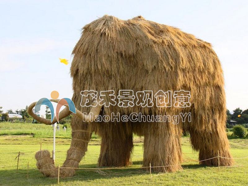 稻草工艺品