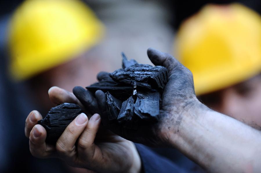 煤矿施工钻孔着火事故