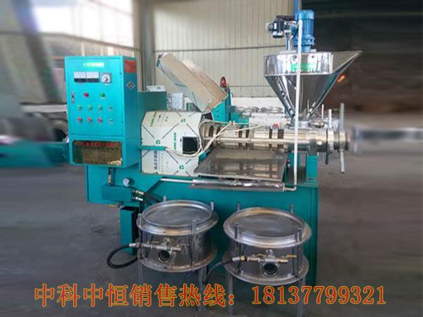滤油螺旋榨油机