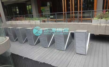 南宁市空调机隔音工程