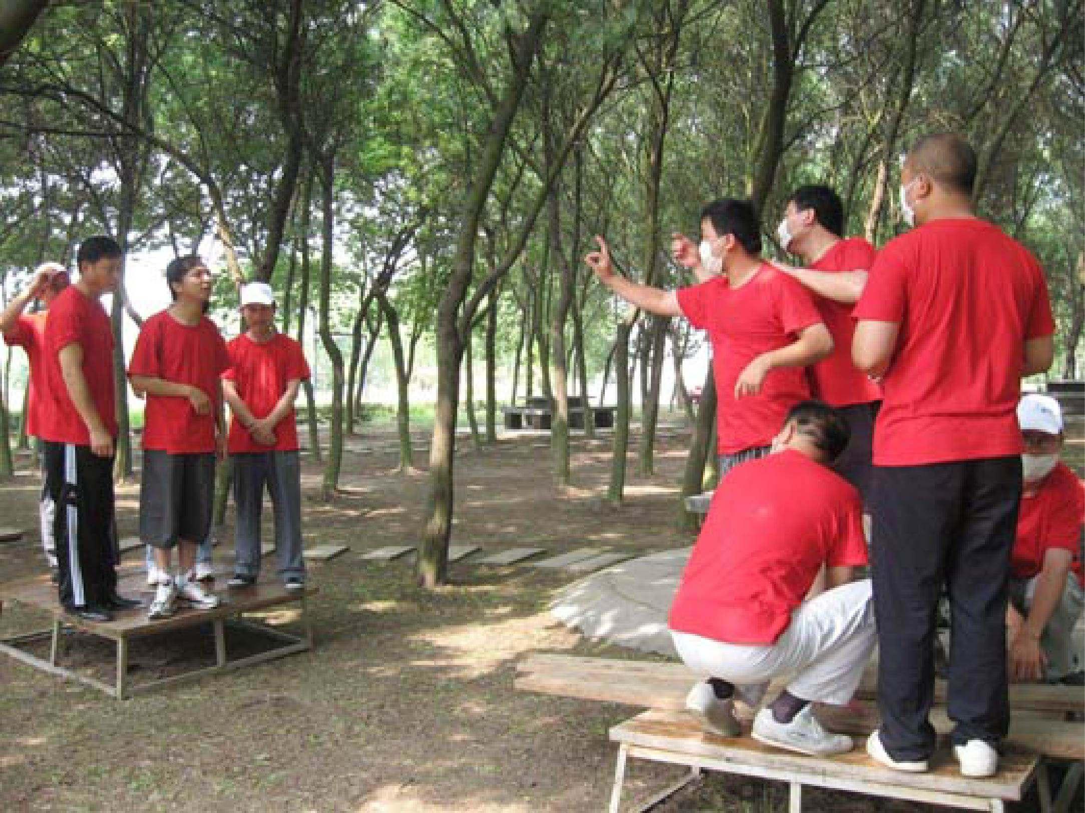 廣州戶外拓展訓練