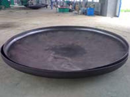 浅碟型碳钢封头