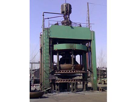 5000T油压机