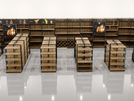 重庆钢木货架