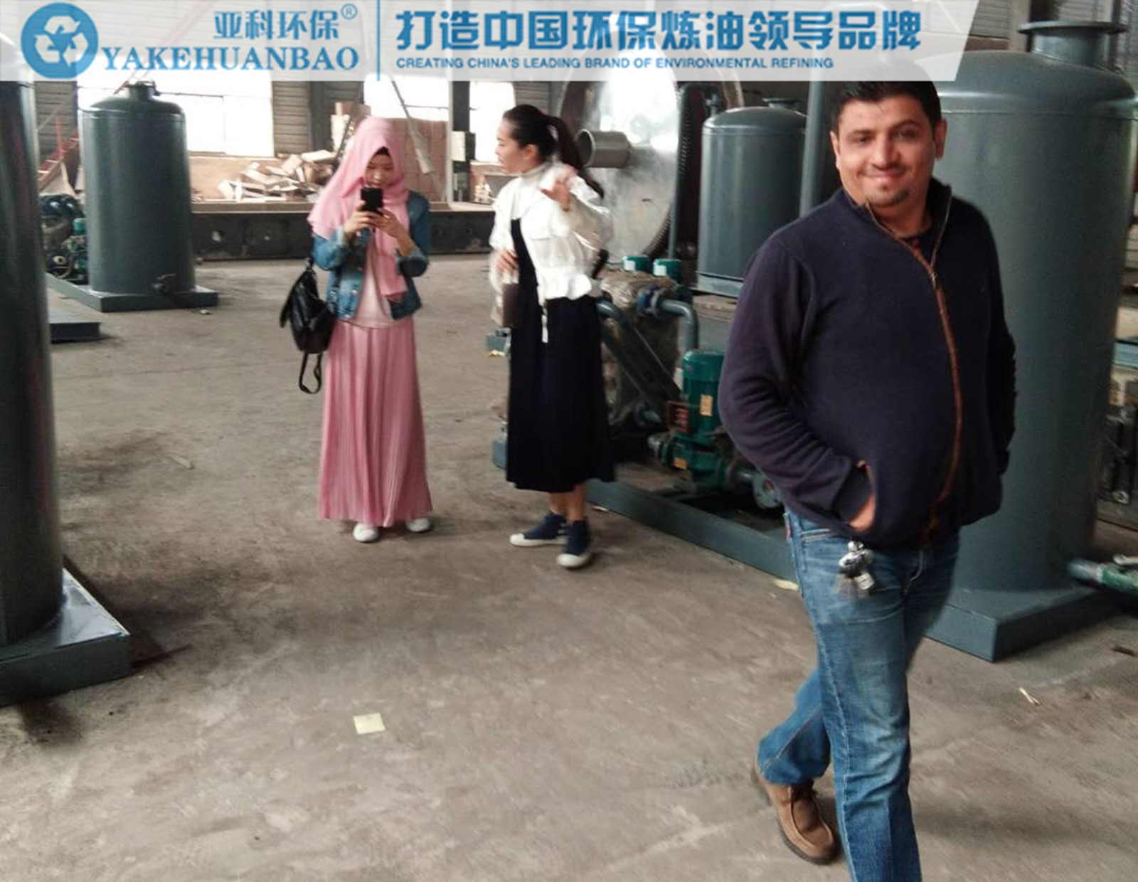 河南亚科环保机械