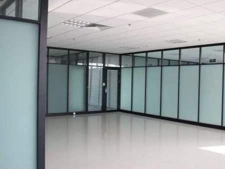 重庆办公玻璃隔断