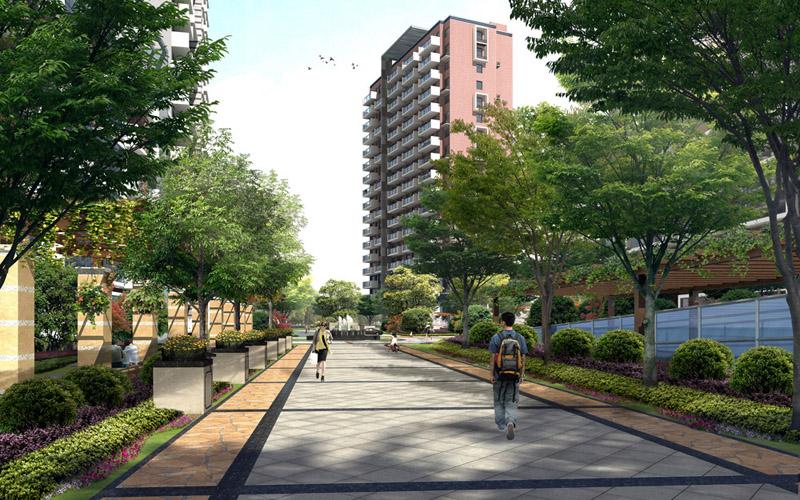 住宅小区景观工程