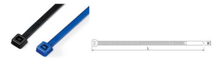 铁氟龙扎线带