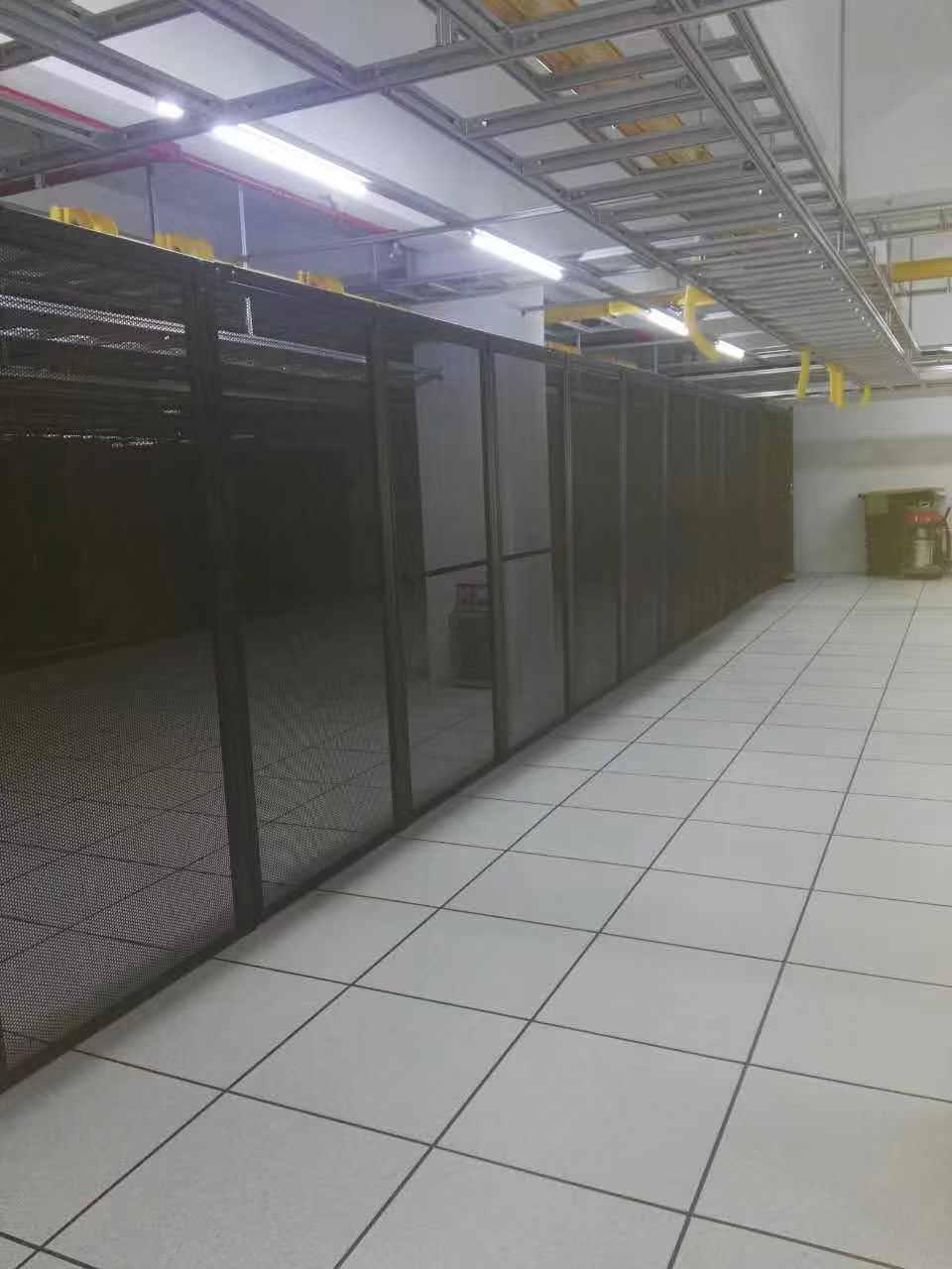 数据中心网孔隔断