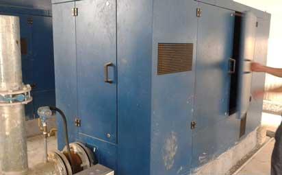 廣西糖廠設備噪聲防治