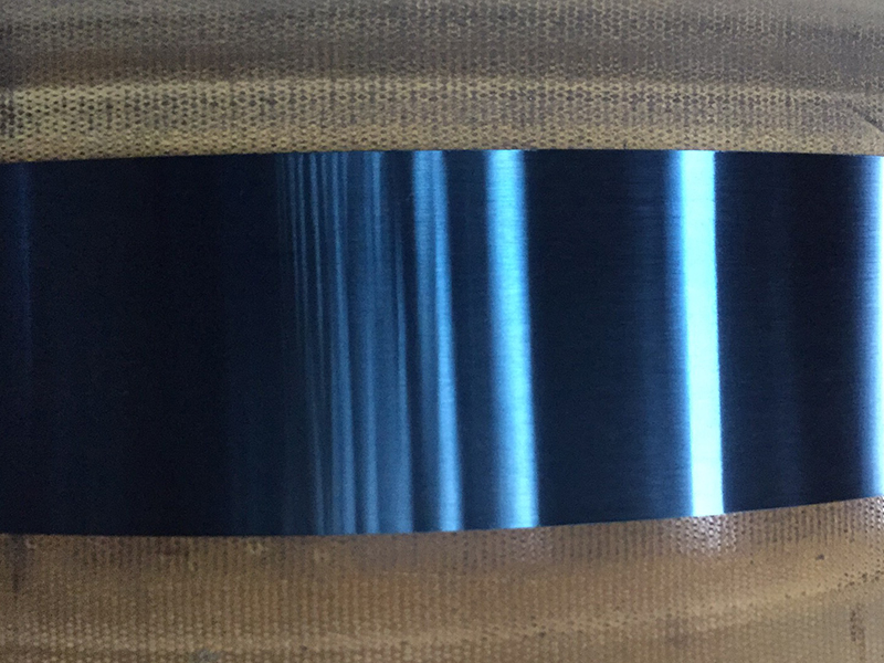 烤藍鋼帶廠家