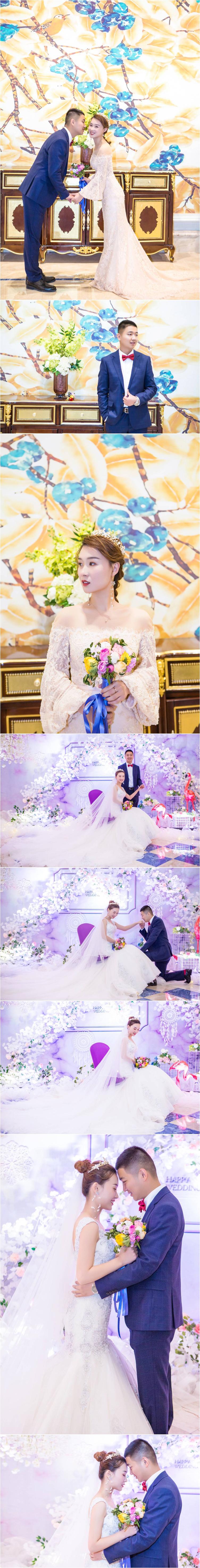 王艺程&贾兴华婚礼瞬间