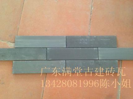 惠州陶土青砖片