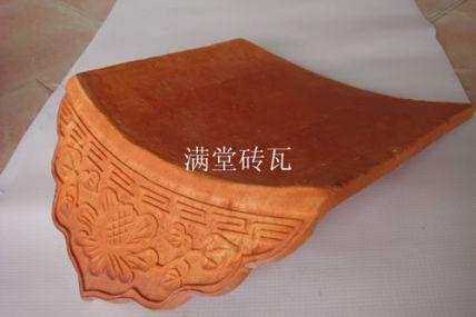 惠州滴水瓦侧面