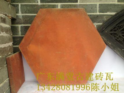 惠州六角形地板砖