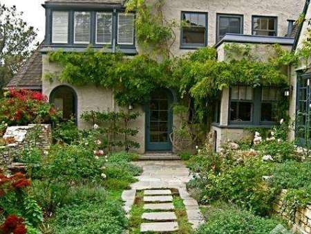 私家花园设计告诉你如何合理利用私家花园的空间