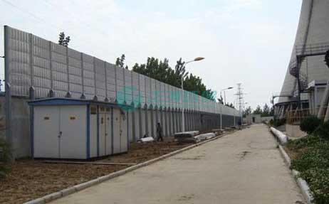广西水泥厂厂界噪声治理